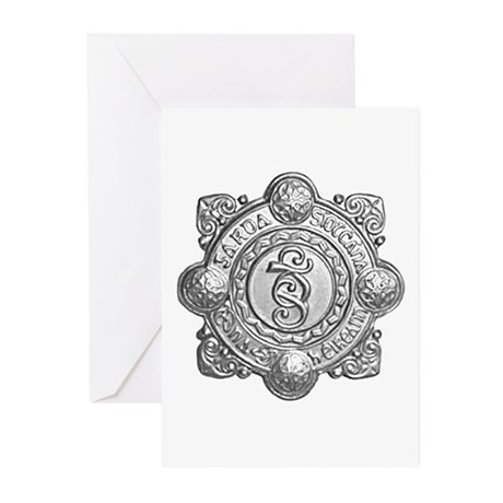 Ireland Police Greeting Cards (Pk of 10)