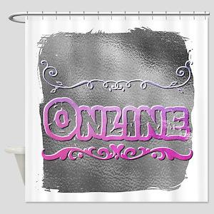 Online Shower Curtain