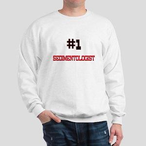 Number 1 SEDIMENTOLOGIST Sweatshirt