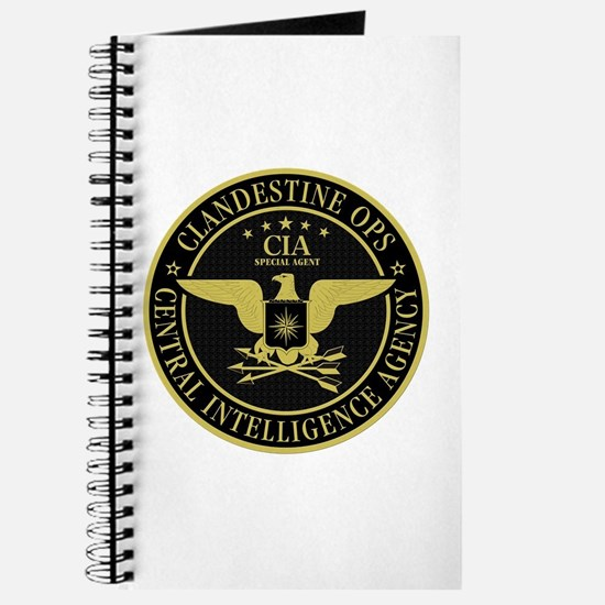 CIA Clandestine Ops Journal