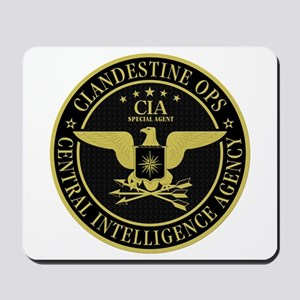 CIA Clandestine Ops Mousepad