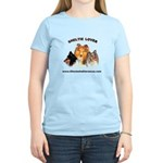 Women's T-Shirt Sheltie Lover (more Colors)