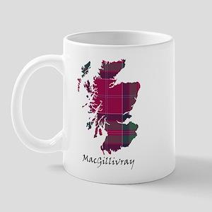 Map - MacGillivray Mug