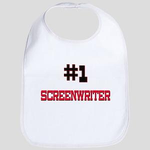 Number 1 SCREENWRITER Bib