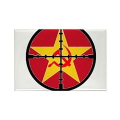 Anticommunist Rectangle Magnet