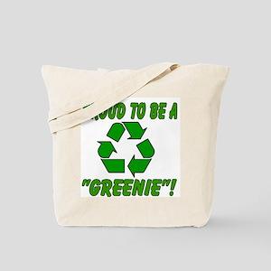 Greenie Tote Bag