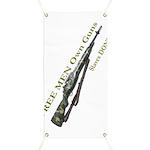 Free Men own rifles#2 Banner