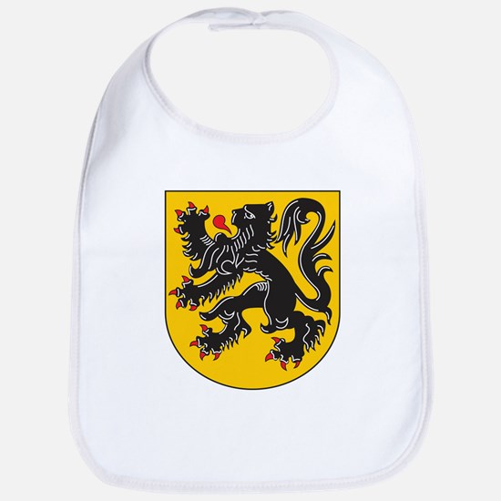 Flanders Coat Of Arms Bib
