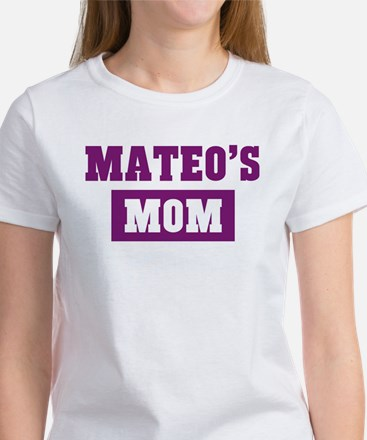 Mateos Mom Women's T-Shirt