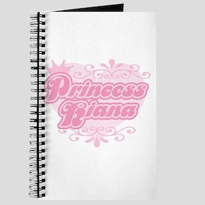Princess Kiana Journal