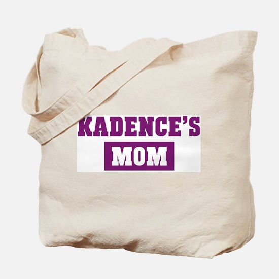 Kadences Mom Tote Bag
