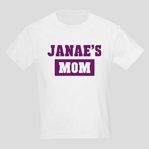 Janaes Mom Kids Light T-Shirt