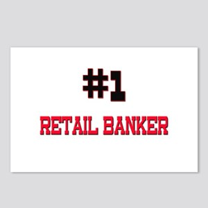 Number 1 RETAIL BANKER Postcards (Package of 8)