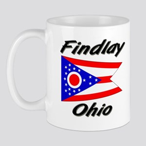 Findlay Ohio Mug