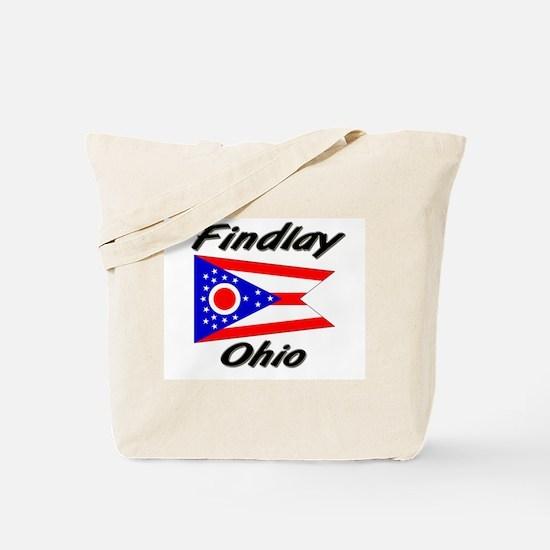 Findlay Ohio Tote Bag