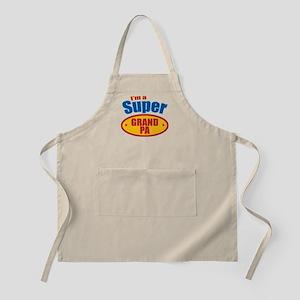 Super Grandpa BBQ Apron