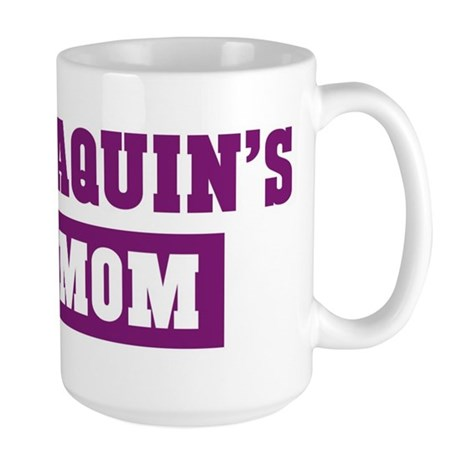 Joaquins Mom Large Mug