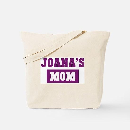 Joanas Mom Tote Bag