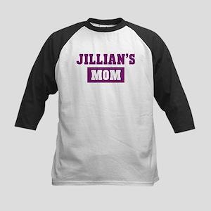 Jillians Mom Kids Baseball Jersey