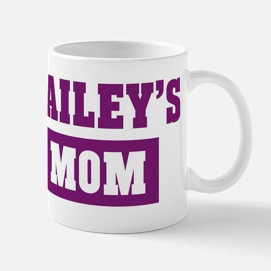 Haileys Mom Mug