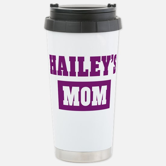 Haileys Mom Stainless Steel Travel Mug