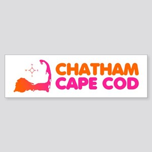 Chatham Cape Cod Sticker (Bumper)