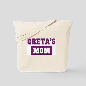 Gretas Mom Tote Bag