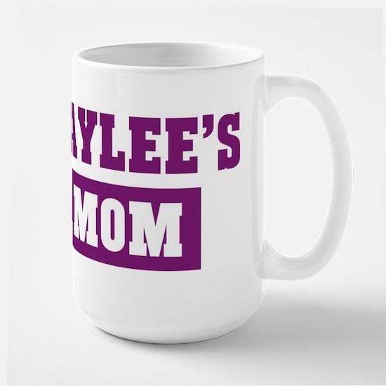Haylees Mom Large Mug