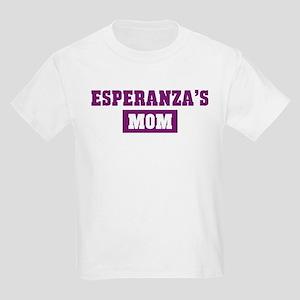 Esperanzas Mom Kids Light T-Shirt