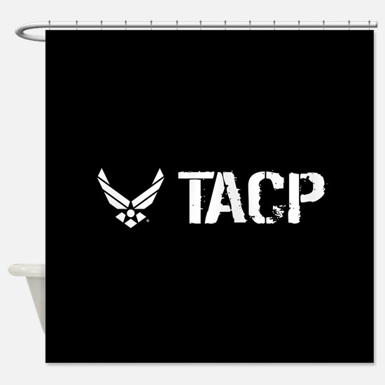 USAF: TACP Shower Curtain