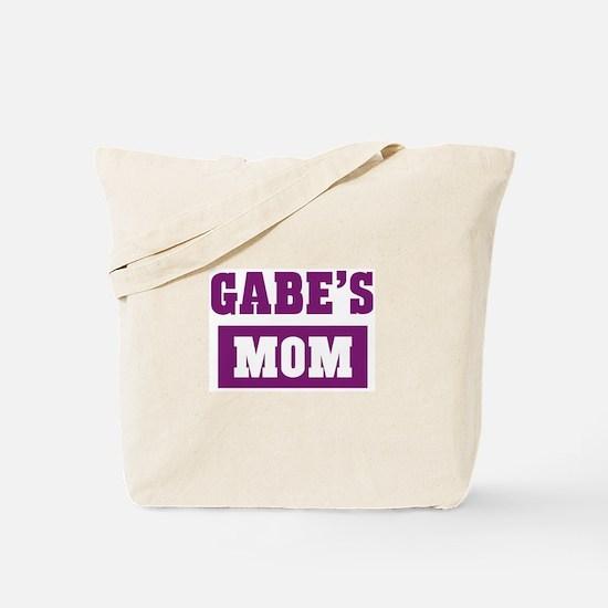 Gabes Mom Tote Bag
