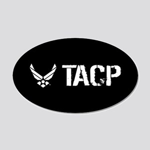 USAF: TACP 20x12 Oval Wall Decal