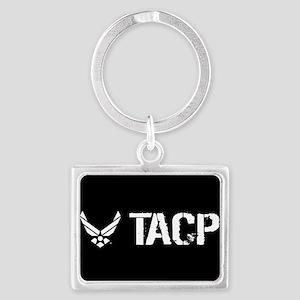 USAF: TACP Landscape Keychain