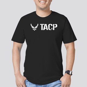 USAF: TACP Men's Fitted T-Shirt (dark)