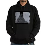 Mary and Jesus Hoodie (dark)
