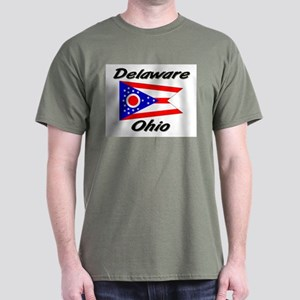 Delaware Ohio Dark T-Shirt