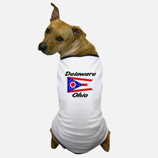 Delaware Ohio Dog T-Shirt