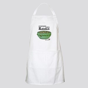 Everybody Loves Ramen (Noodles) BBQ Apron