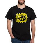 Still Only 25¢ Black T-Shirt