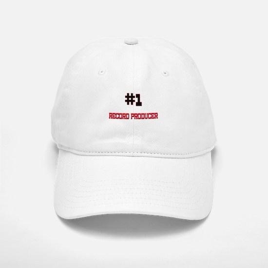 Number 1 RECORD PRODUCER Baseball Baseball Cap