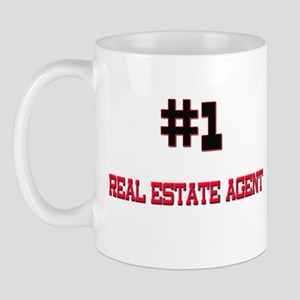 Number 1 REAL ESTATE AGENT Mug