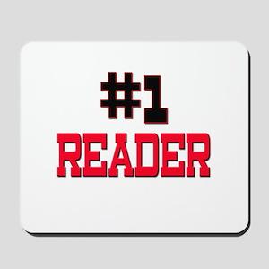 Number 1 READER Mousepad