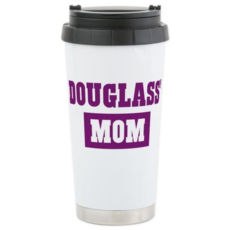 Douglasss Mom Stainless Steel Travel Mug