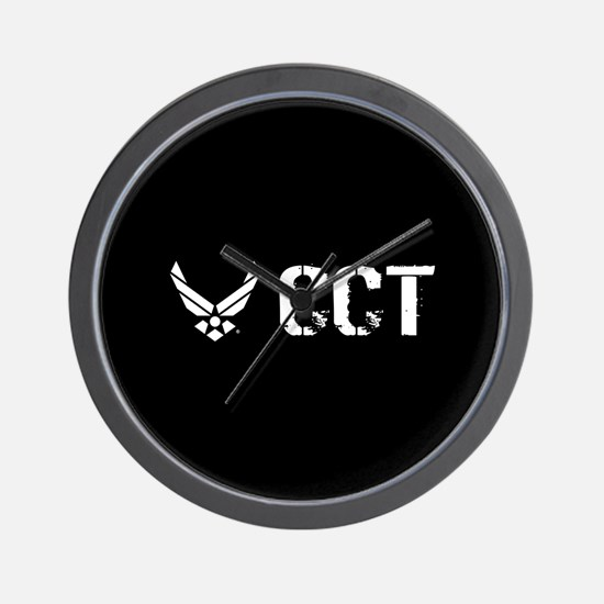 USAF: CCT Wall Clock