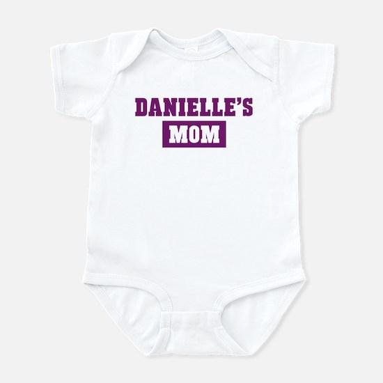 Danielles Mom Infant Bodysuit
