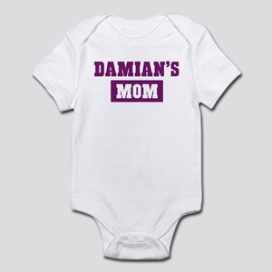 Damians Mom Infant Bodysuit
