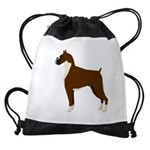 Boxer Drawstring Bag