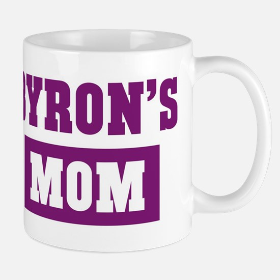 Byrons Mom Mug