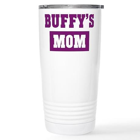 Buffys Mom Stainless Steel Travel Mug