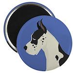 Great Dane Profile Magnets